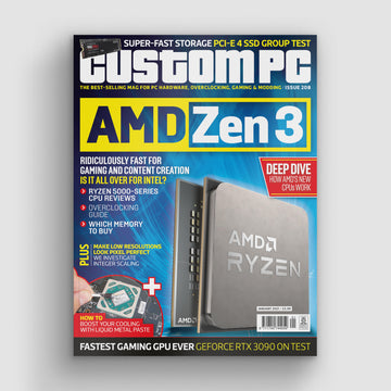 Custom PC magazine #208
