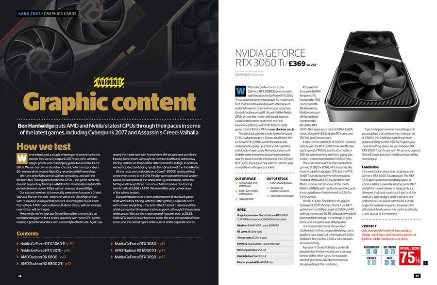 Custom PC magazine #211