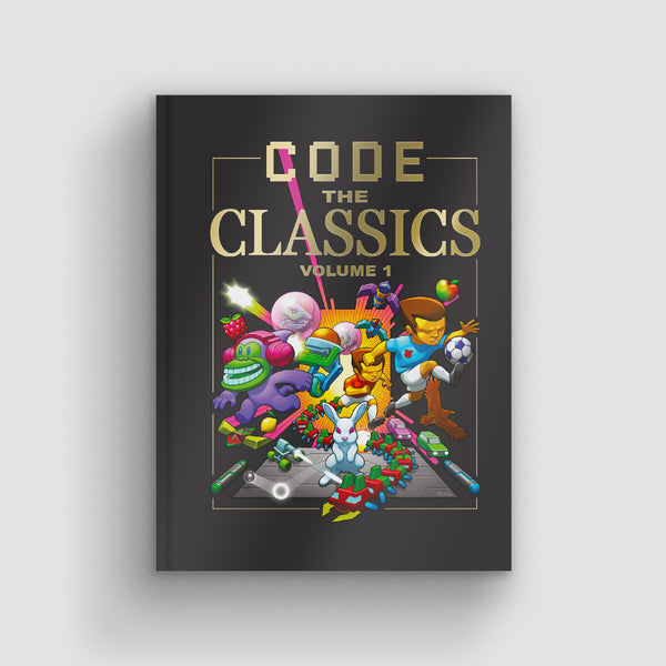 Code the Classics - Volume 1