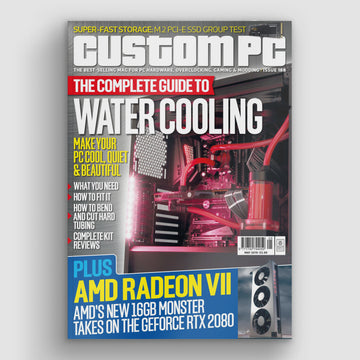 Custom PC magazine #188