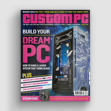 Custom PC magazine #190