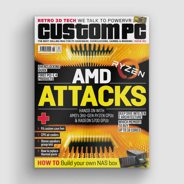 Custom PC magazine #192