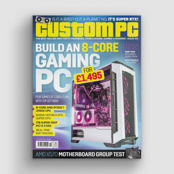 Custom PC magazine #193