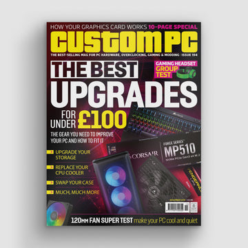Custom PC magazine #194