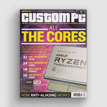 Custom PC magazine #197