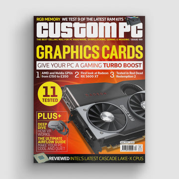 Custom PC magazine #199