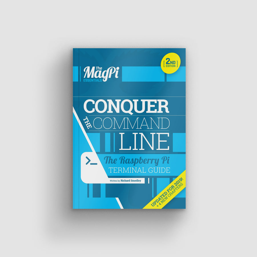Conquer the Command Line – 2nd Edition