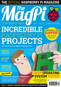 The MagPi magazine #56
