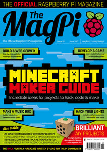 The MagPi magazine #58