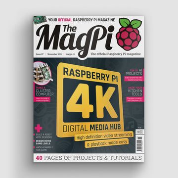The MagPi magazine #87