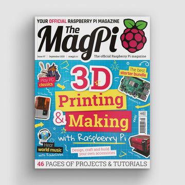 The MagPi magazine #97