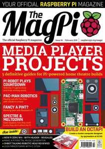 The MagPi magazine #66