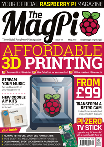 The MagPi magazine #69