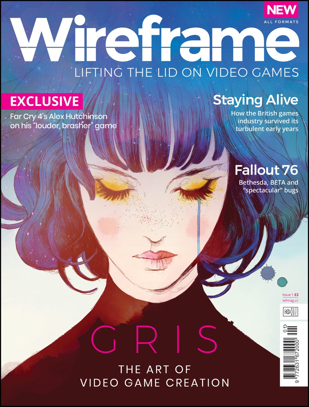 Wireframe magazine #1