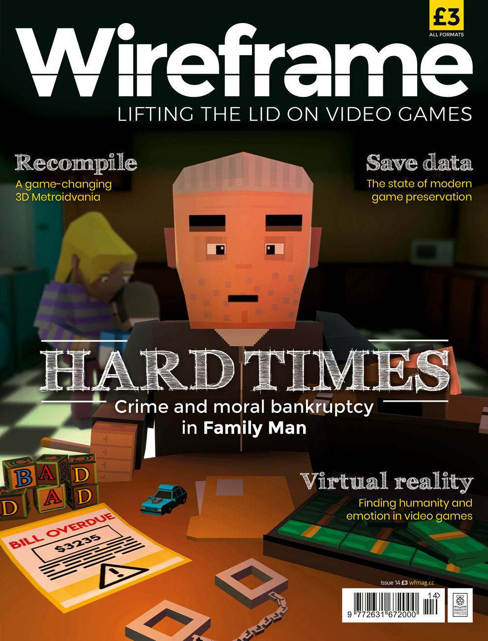 Wireframe magazine #14