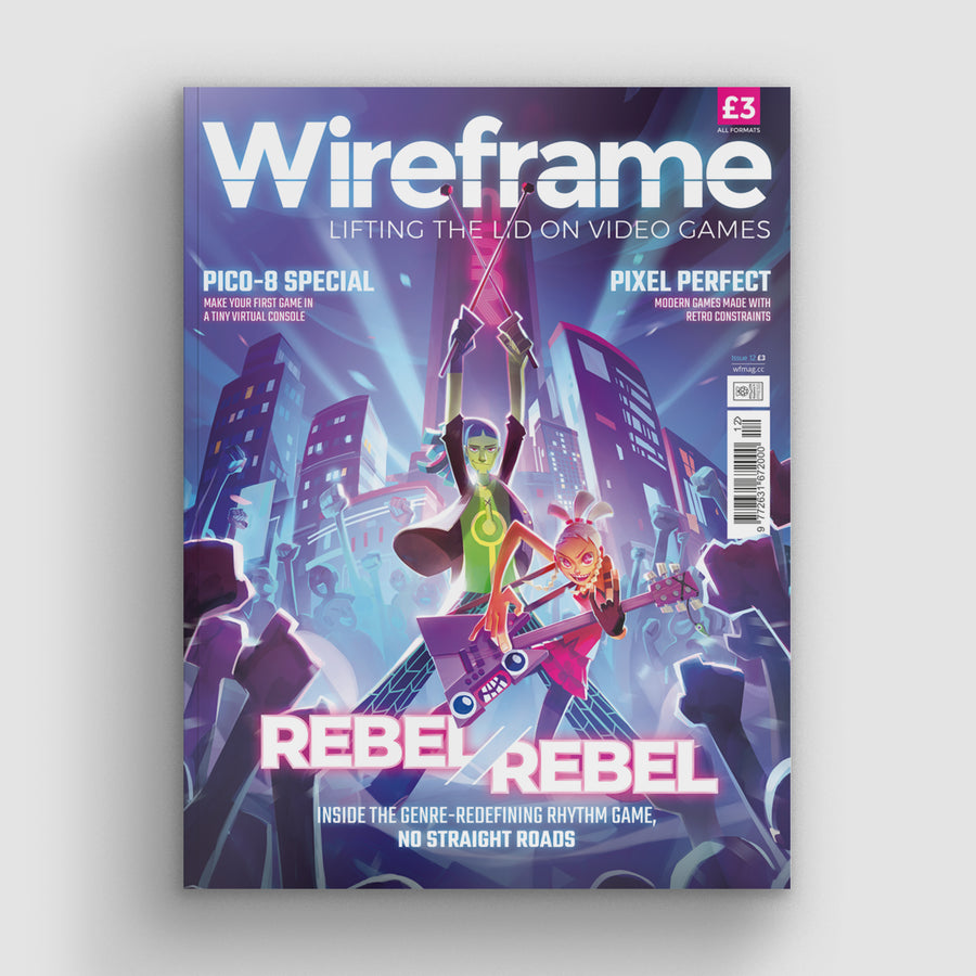 Wireframe magazine #12