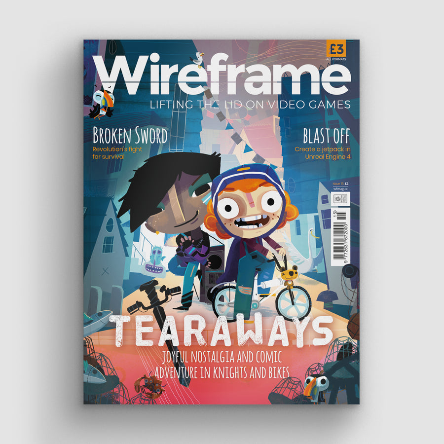 Wireframe magazine #15