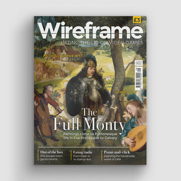 Wireframe magazine #16