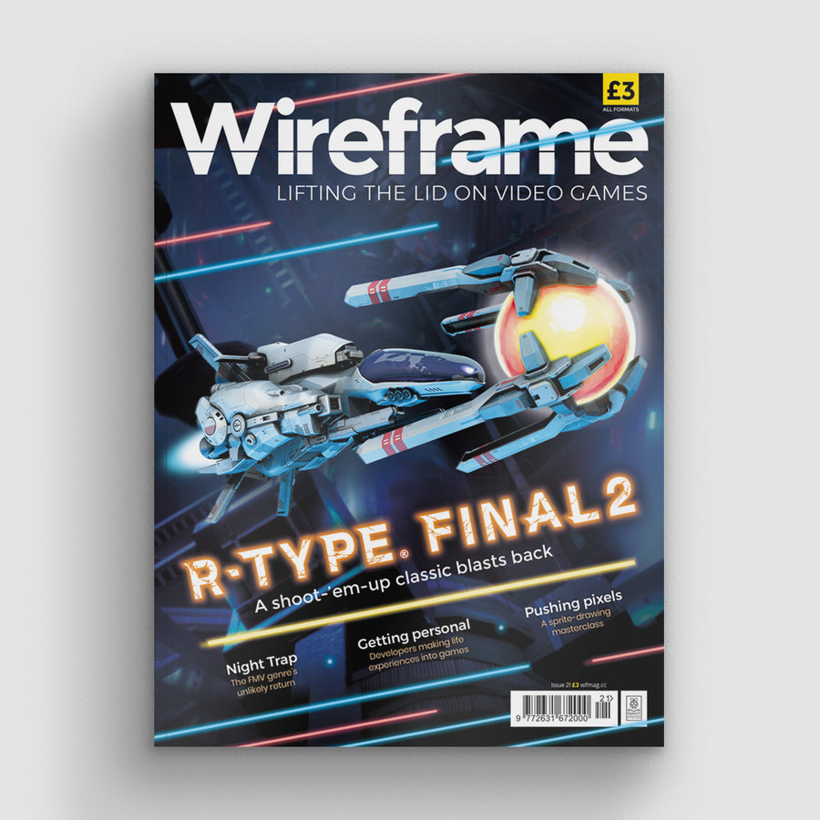 Wireframe magazine #21