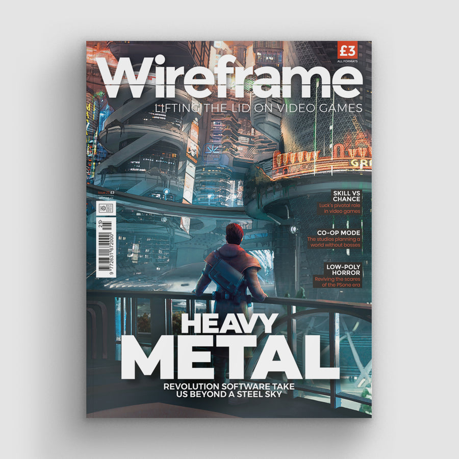 Wireframe magazine #25