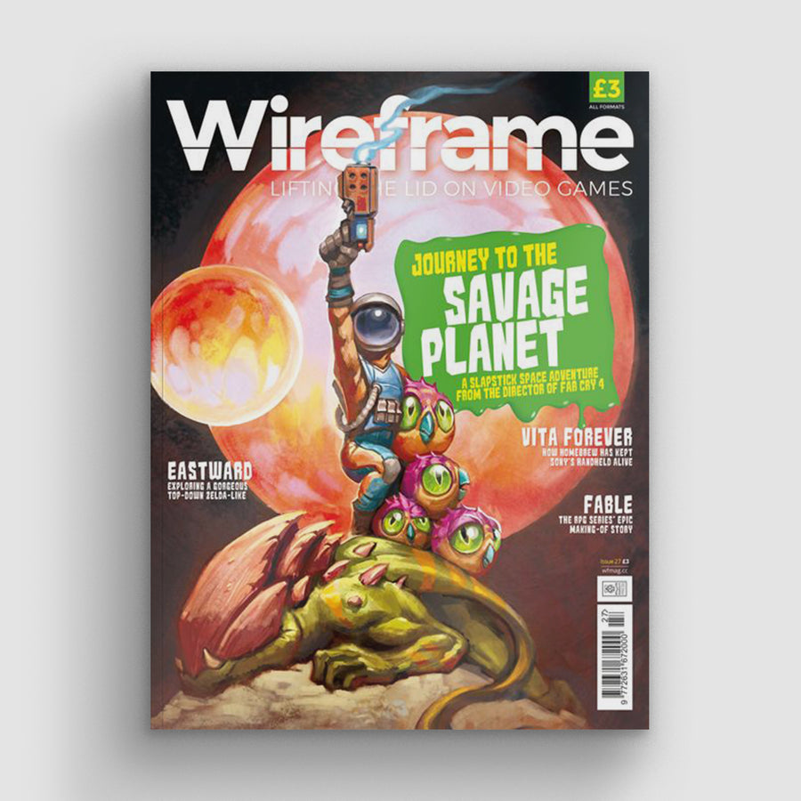 Wireframe magazine #27