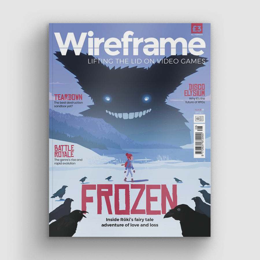 Wireframe magazine #28