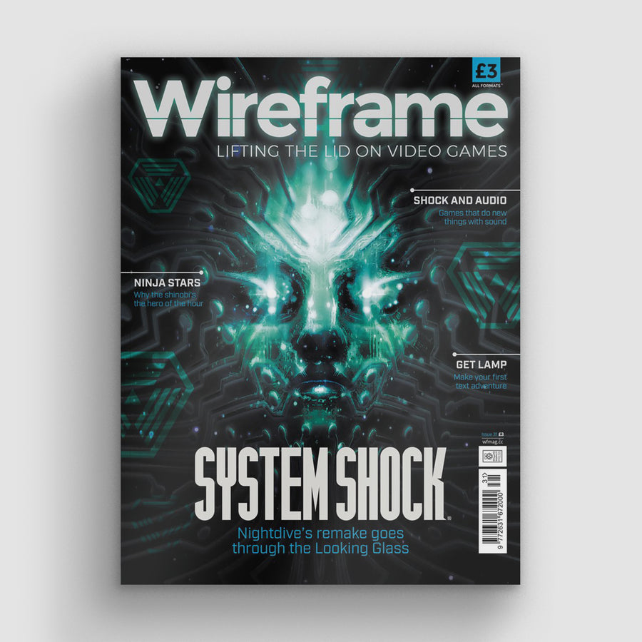 Wireframe magazine #31