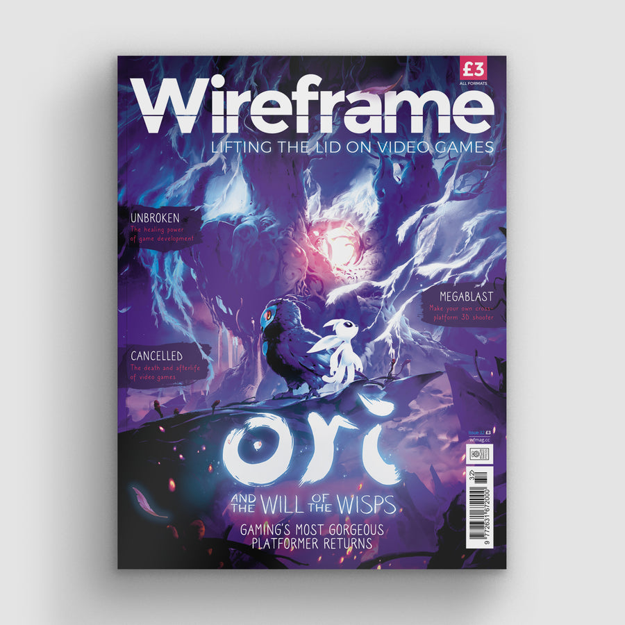 Wireframe magazine #32
