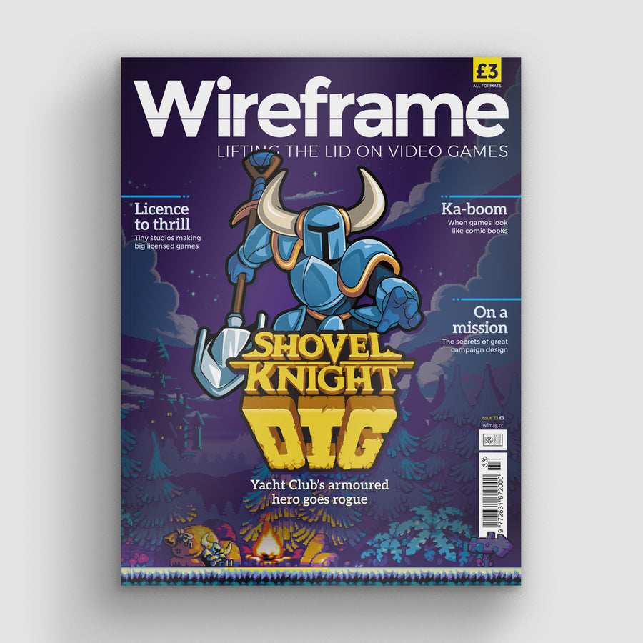 Wireframe magazine #33