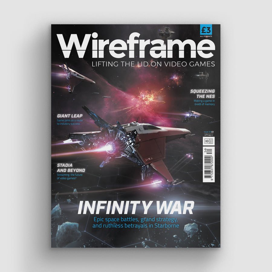 Wireframe magazine #34