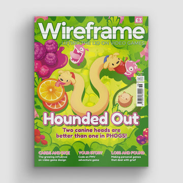 Wireframe magazine #36