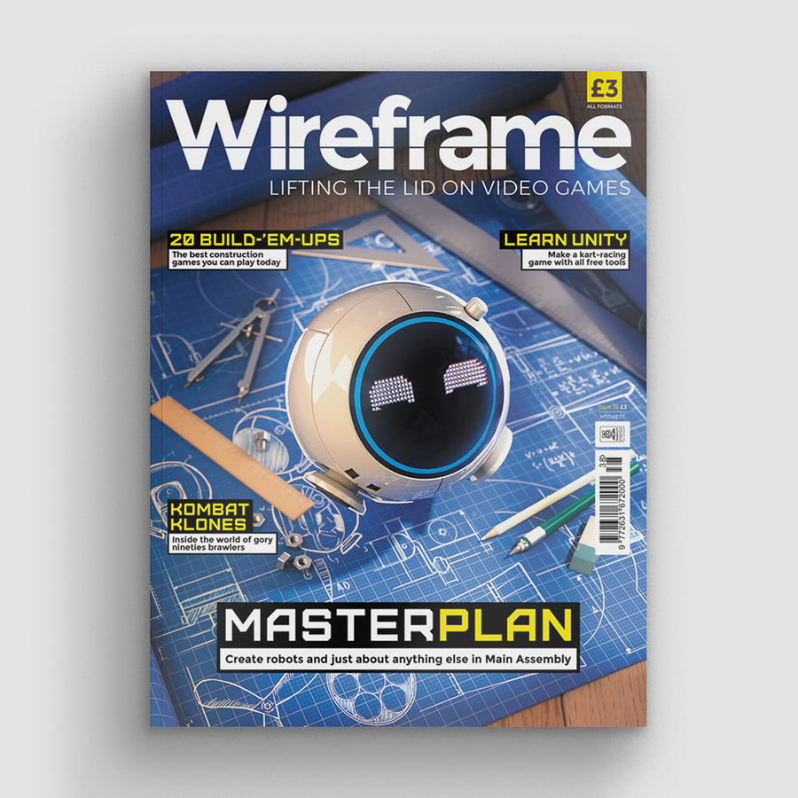Wireframe magazine #38