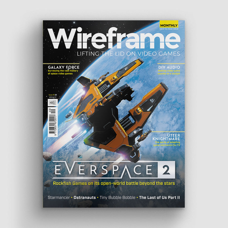 Wireframe magazine #40