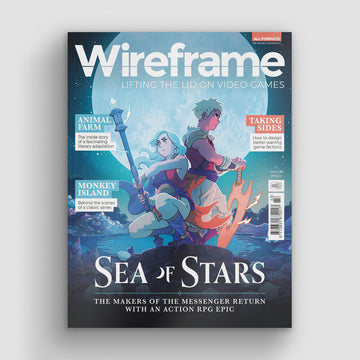 Wireframe magazine #43