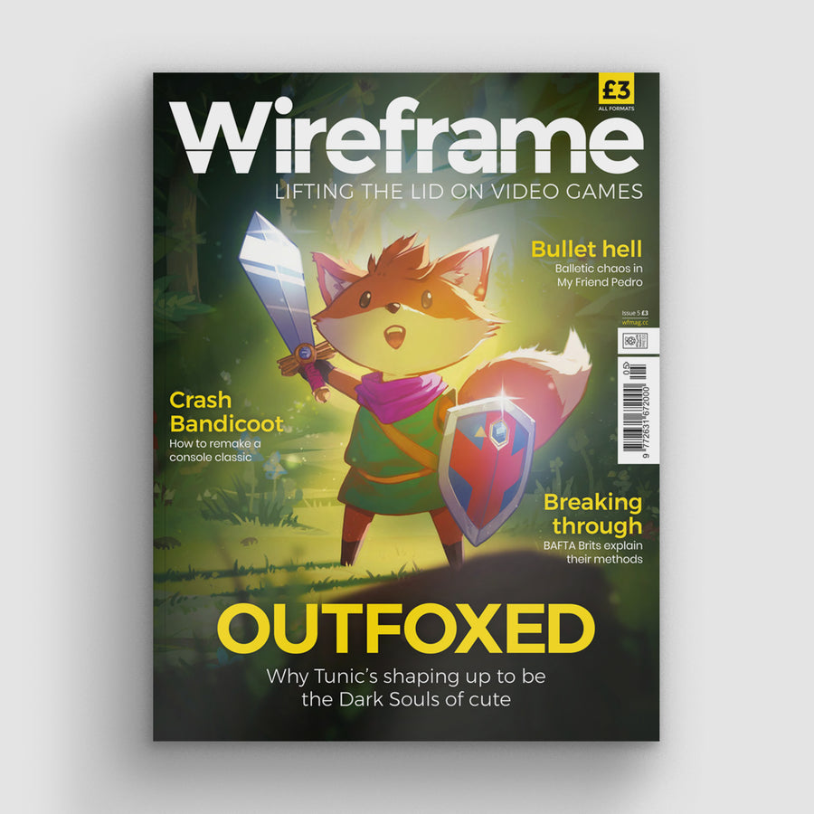 Wireframe magazine #5