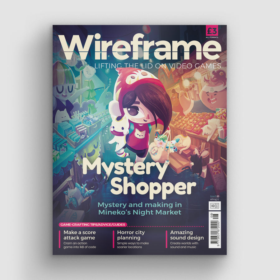 Wireframe magazine #8