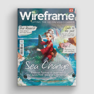 Wireframe magazine #9