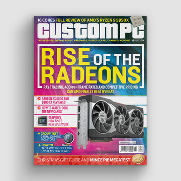 Custom PC magazine #209