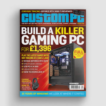 Custom PC magazine #210