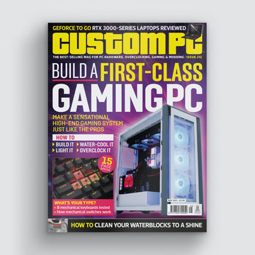 Custom PC magazine #212
