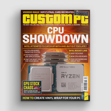 Custom PC magazine #213