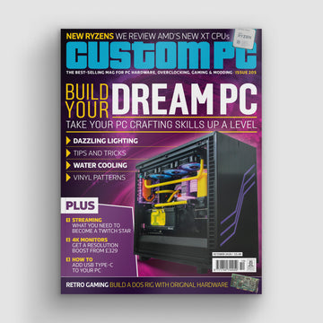 Custom PC magazine #205