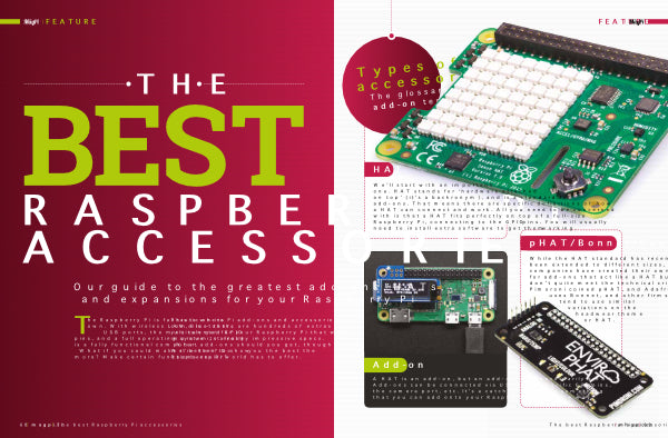 The MagPi magazine #77