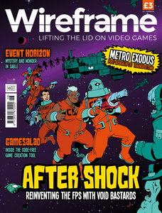 Wireframe magazine #6