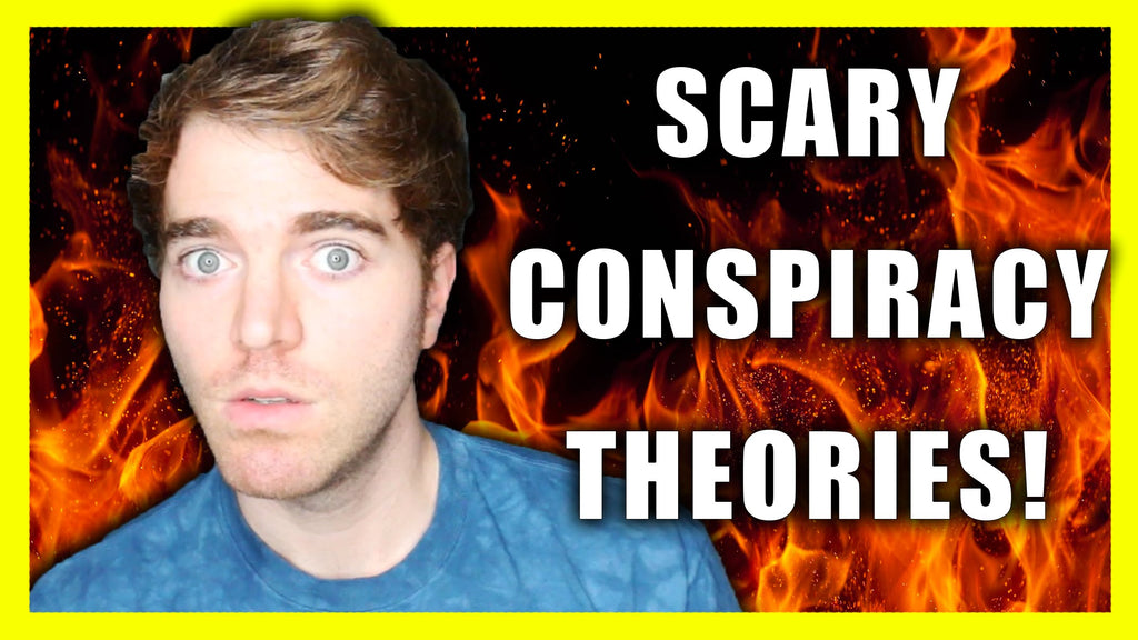 Ultimate breakdown of Shane Dawson conspiracy theories videos