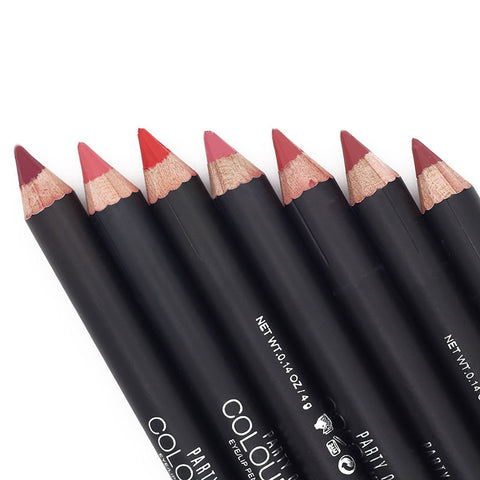 Lips, eyes and eyebrows set of 20 make-up pencils - eVita Market