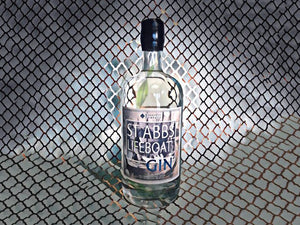 St. Abbs Lifeboat Gin now on sale