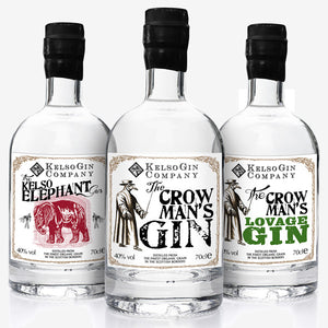 Kelso Gin Company Our Gin