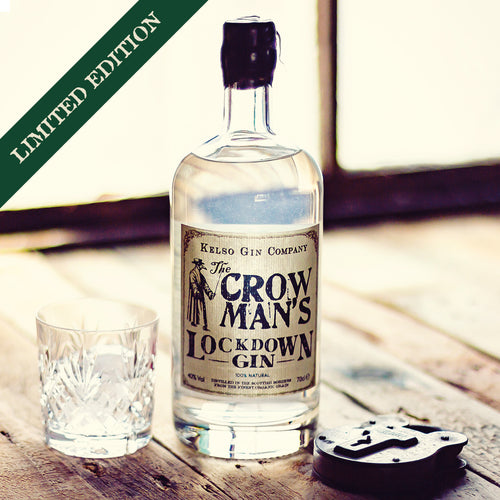 Crow Man's Lockdown Gin