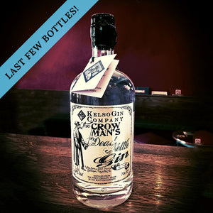 Limited Edition Crow Man's Dead Nettle Gin 70cl